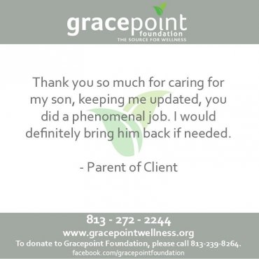 Welcome to Gracepoint Foundation - The Source for Wellness
