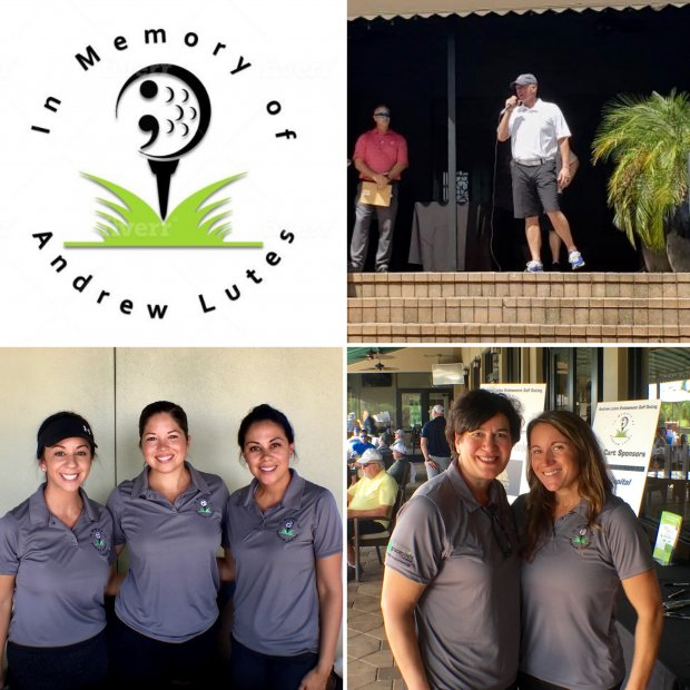 Andrew Lutes Golf Outing - An Inspiring Success